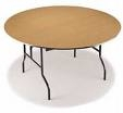 Tables 60 inch round